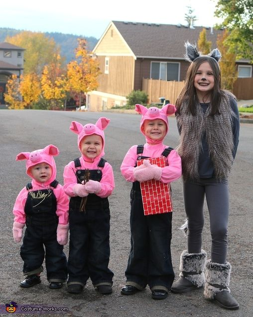 Halloween Costumes For 3 Kids.65 Adorable Sibling Costumes That Might Make Your Kids Get