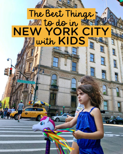 The Best Things To Do with Kids In NYC